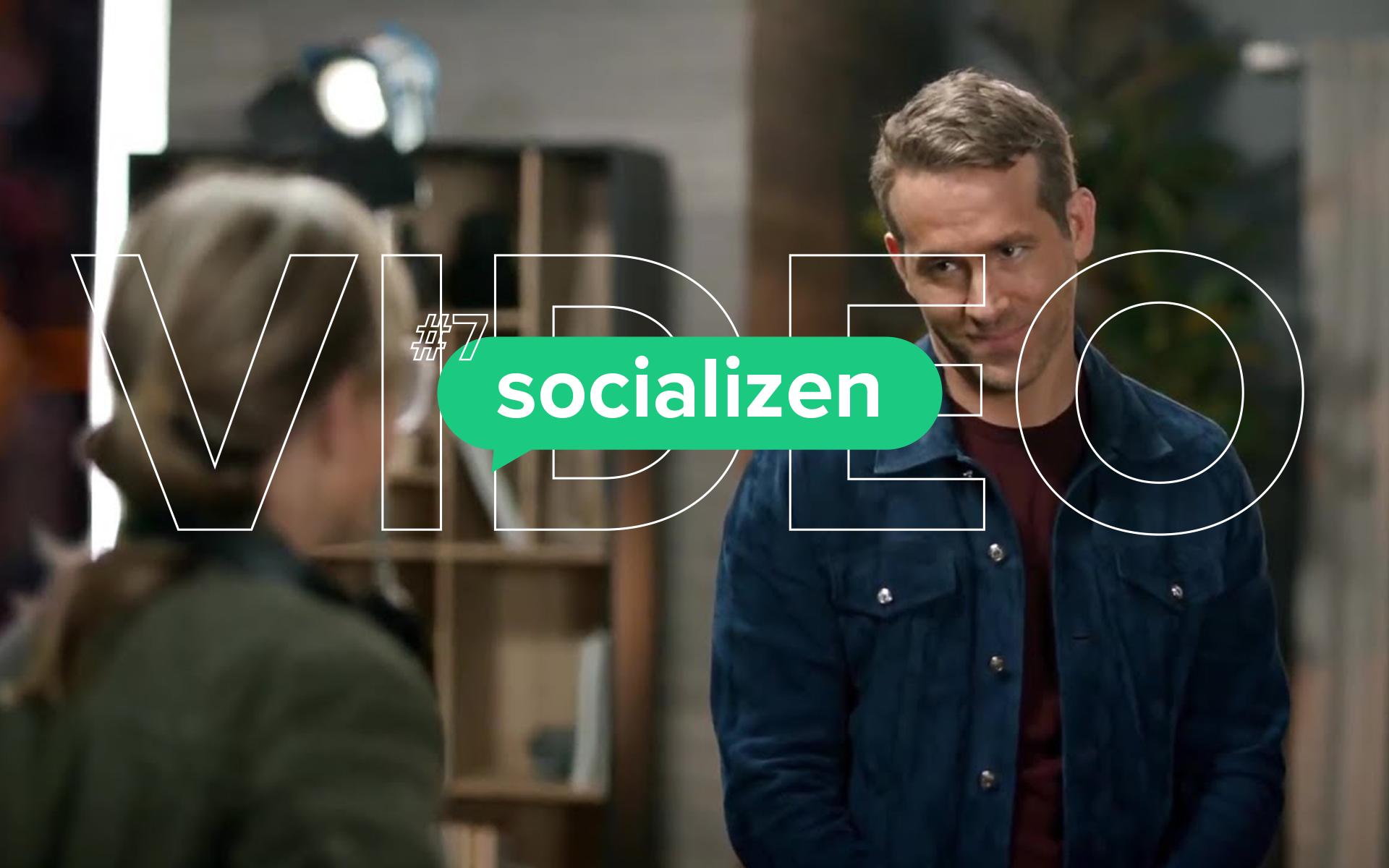 Samsung en Ryan Reynolds brengen video advertising naar next level